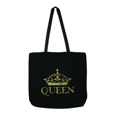 Queen Tapestry Tote Bag