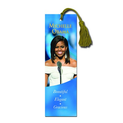 Michelle Obama Bookmark