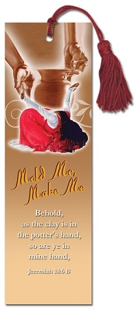 Mold Me Make Me Bookmark