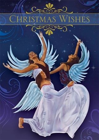 Christmas Wishes African American Christmas Cards