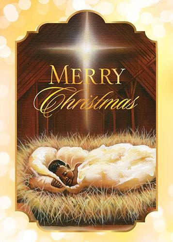 merry christmas baby jesus christmas card - Jesus Christmas Cards