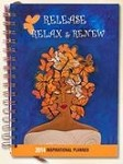 Release Relax Renew Gbaby 2014 Weekly Inspirational Planner