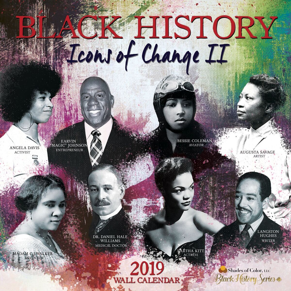 Black History Icons of Change Part 2