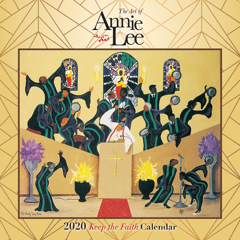 The Art Of Annie Lee 2020 African American Calendar 20al
