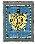 Sigma Gamma Rho Tapestry Throw