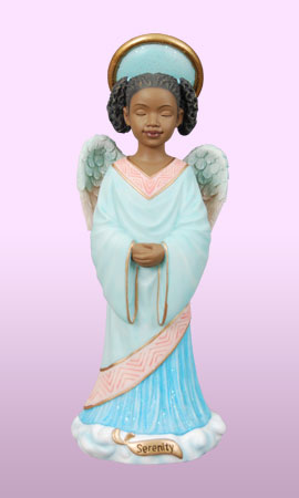 Serenity - Angels of Inspiration Figurine
