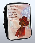 I Have Faith Bible Cover/Book Organizer
