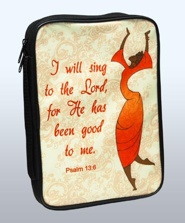 I  Will Sing Bible Cover/Book Organizer