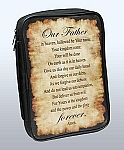 The Lord's Prayer Bible Cover/Book Organizer