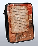 23rd Psalm Bible Cover/Book Organizer