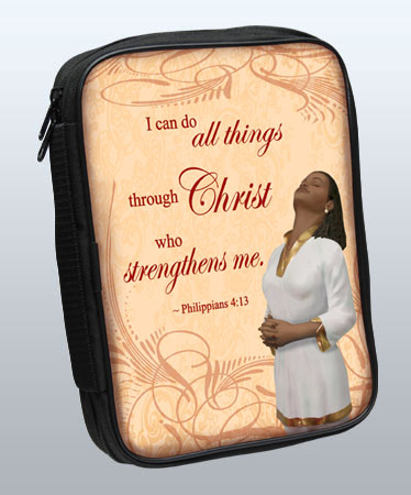 I Can Do All Things Bible Cover