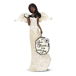 Ebony Good Friends Figurine