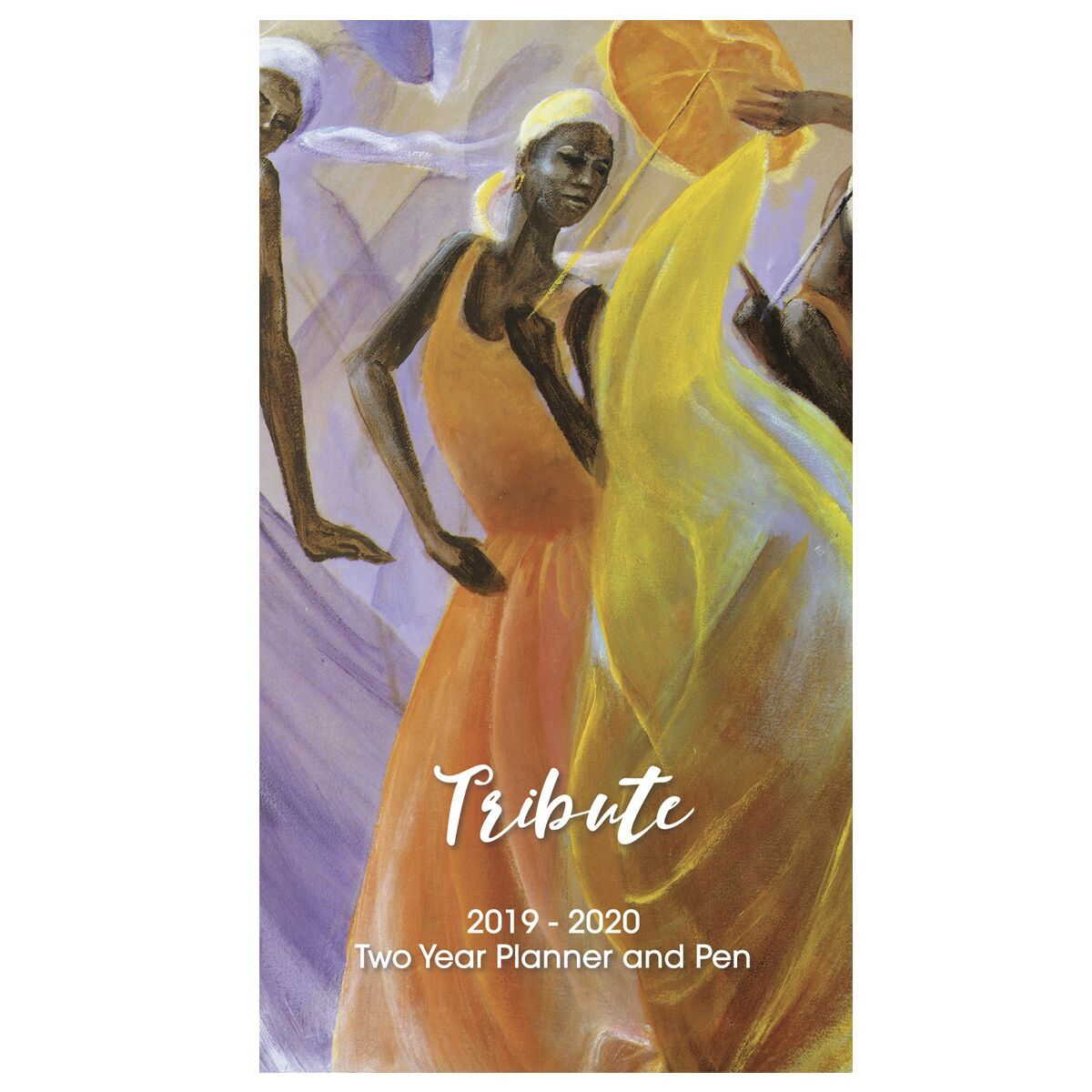 Tribute 2019 - 2020 African Amerian Checkbook Planner