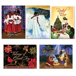 Holiday Assortment - African American Christmas Cards