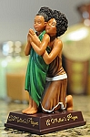 A Mother's Prayer Figurine