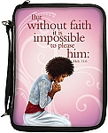 But Without Faith - African American Bible Cover