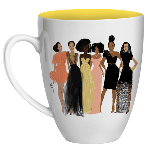 Sister Friends Coffee Mug