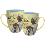 And Still I Rise Maya Angelou Mug