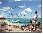 Father and Daughter First Name Origin Print