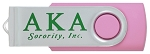 Alpha Kappa Alpha USB Flash Drive