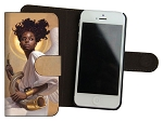 Angel Sound the Alarm iPhone 5 Cover