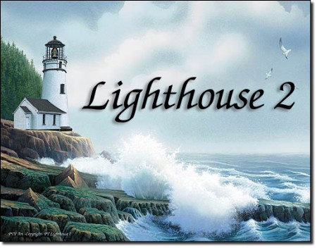 Lighthouse-First Name Origin Print