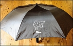 Black Diva Bust Umbrella