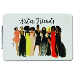 Sister Friends Compact Mirror