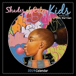 Shades of Color Kids Frank Morrison 2019 Calendar