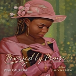 Powered by Praise African American 2020 Calendar