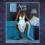 The Art of Annie Lee 2021 Wall Calendar
