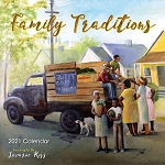 Family Traditions 2021 African American Wall Calendar