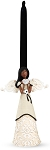 Ebony Love Angel Ornament