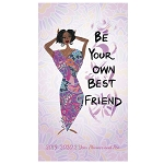 Be Your Own Best Friend 2019 - 2020 African American Checkbook Planner