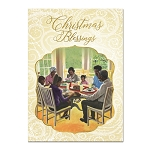 Christmas Blessings African American Christmas Cards