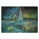 Christmas Cottage Christmas Cards