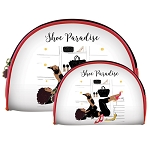 Shoe Paradise Cosmetic Duo Bags