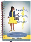 Grateful Gracious Gorgeous Weekly Planner