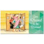 Too Blessed 2018 - 2019 Two Year Checkbook Plannr
