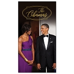 The Obamas 2019 - 2020 African American Checkbook Planner