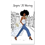 Keepin It Moving 2019 2020 Checkbook Planner