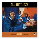 All That Jazz 2019 African American Calendar