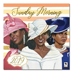 Sunday Morning 2019 African American Calendar