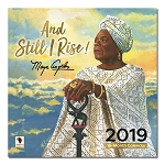 And Still I Rise Maya Angelou 2019 Calendar
