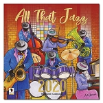 2020 All That Jazz African American Calenda