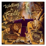 2020 Walking by Faith African American Calendar