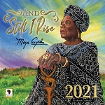 And Still I Rise Maya Angelou 2021 African American Wall Calendar