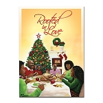 Rooted in Love African American Christmas Cards