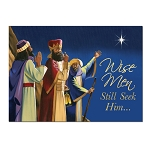 Wise Men African American Christmas Cards