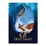 Holy Night African American Christmas Cards